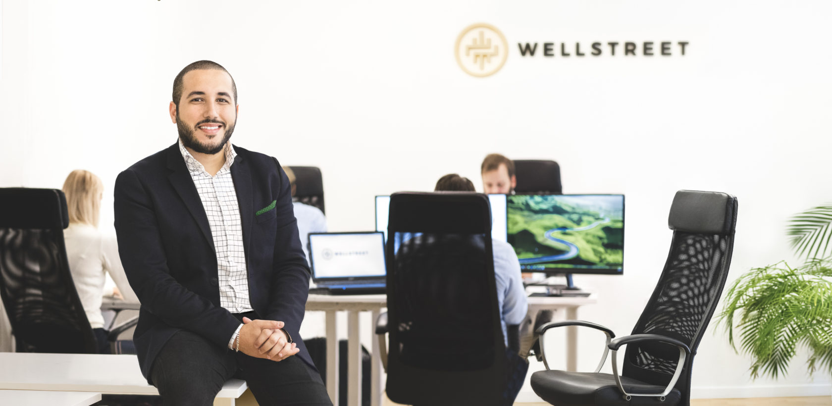 Wellstreet, one of Scandinavia's most active investors in seed and early stage startups, is coming to Lithuania to look around