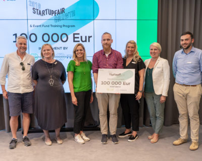 Startup Fair participant Oxipit, a Startup that Uses AI to Diagnose Cancer, Won the First Offical Investment of LitBAN