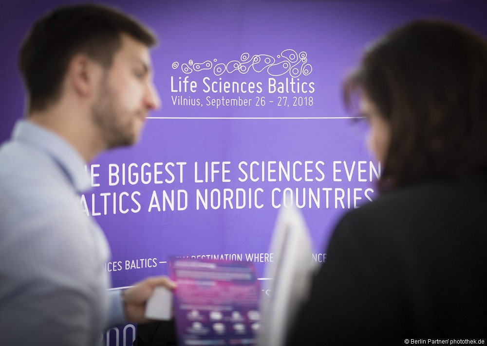 Come to Life Sciences Baltics 2018 and spot the best of the Baltics in life sciences