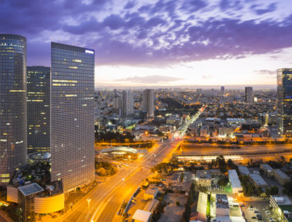 Trade mission to Israel