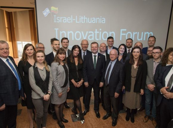 Lithuanian Companies Leave for Israel in the Hopes of a Breakthrough in Innovation Exports
