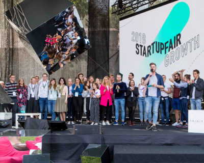 Startup Fair becomes an important impulse for start-up development