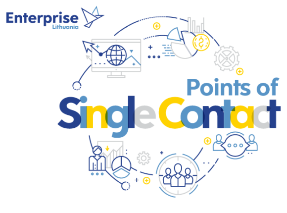 Points of Single Contact: assistance to those wishing to develop business in Lithuania