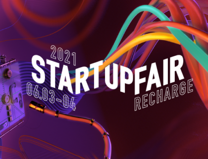 Startup Fair. Recharge 2021
