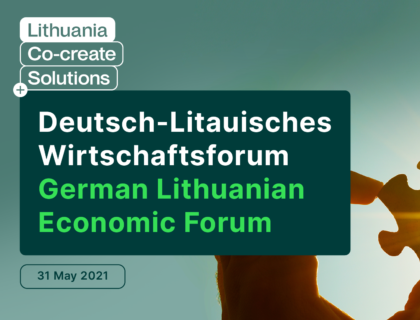 German-Lithuanian Economic Forum