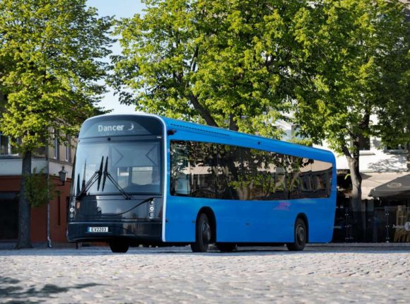 DANCER Bus - proof that cooperation between Germany and Lithuania works